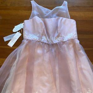 Alfred Angelo Disney Bridesmaid Dress